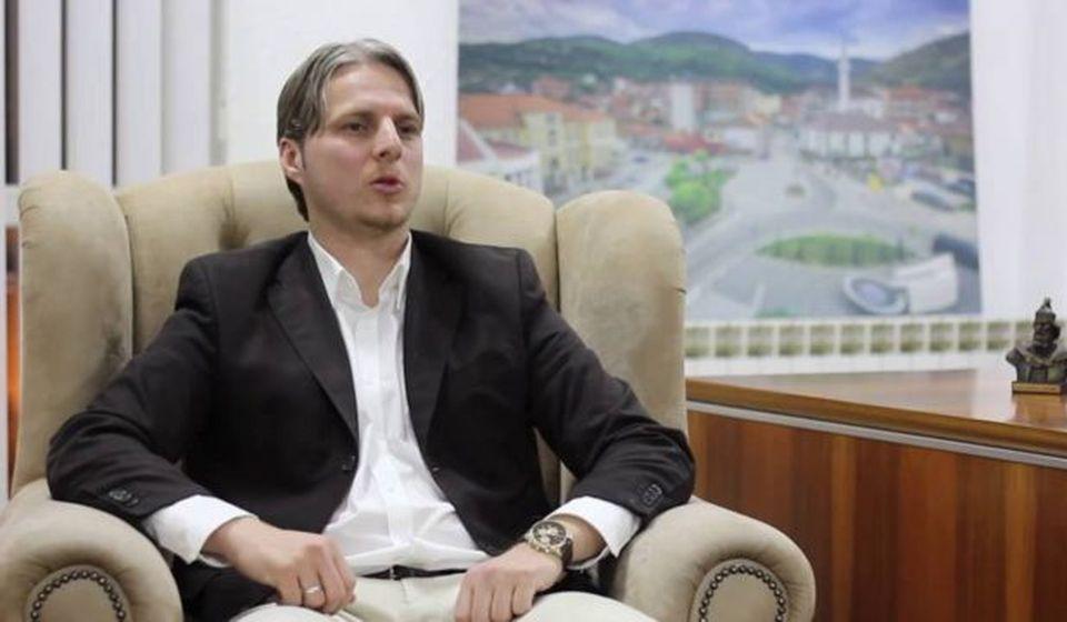 Šćiprim Arifi. Foto presheva.com