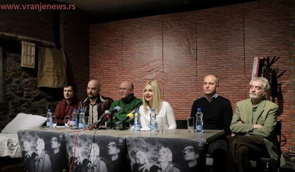 Sve spremno za novu premijeru. Foto Vranje News