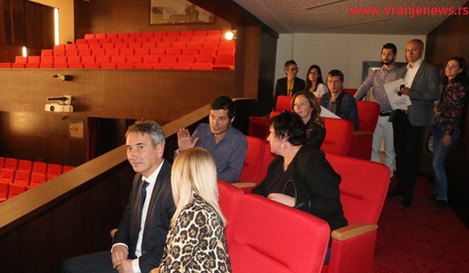 Sve spremno za novi početak. Foto VranjeNews