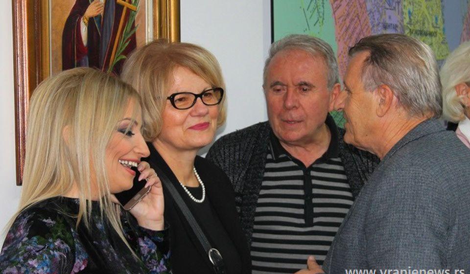 Ne bavim se privatnim odnosima zaposlenih u ZC: Ljiljana Antić (druga s leva). Foto VranjeNews
