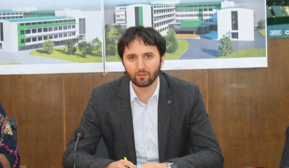 Bojan Kostić. Foto vranje.rs