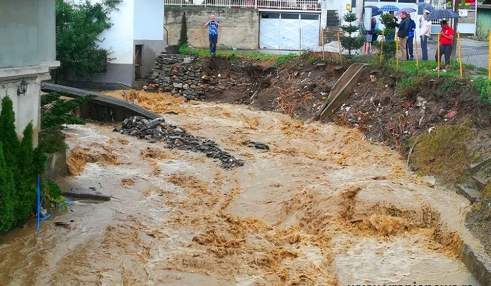 Nevreme od prošle godine i izlivanje Vranjske reke pričinili znatnu štetu. Foto Vranjenews
