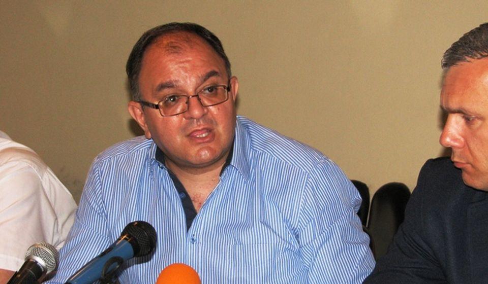 KUD Sevdah obnovljen uz mnogo muka: Zoran Antić. Foto VranjeNews