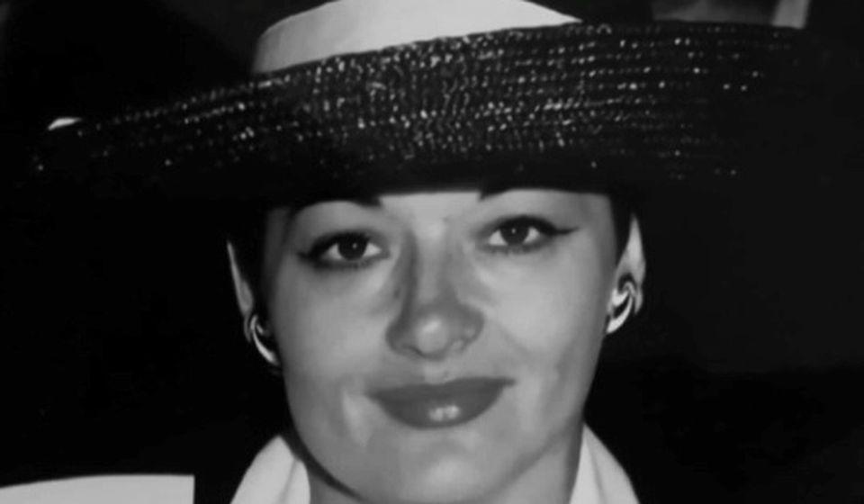 Slađana Mitić (1956 - 2021). Foto porodična arhiva