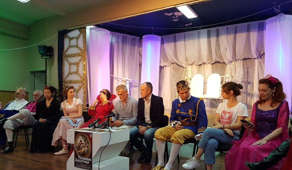 Bajkoviti realizam za decu. Foto VranjeNews