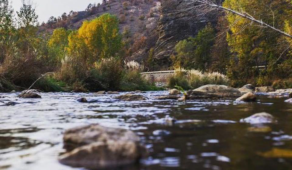 Pesak se vadi na sedamnaest lokacija: reka Pčinja. Foto Marko Mitrović