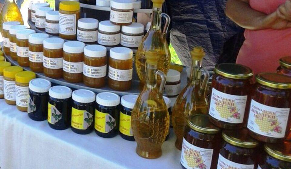 Sa prvog sajma pčelarstva u Vranju. Foto D. Dimić, VranjeNews