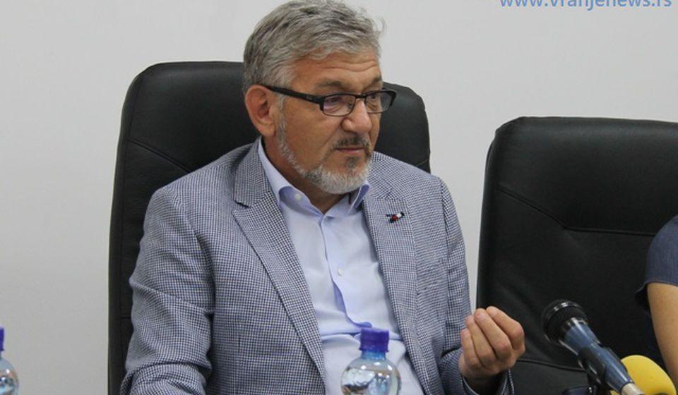 Goran Đorđević. Foto VranjeNews