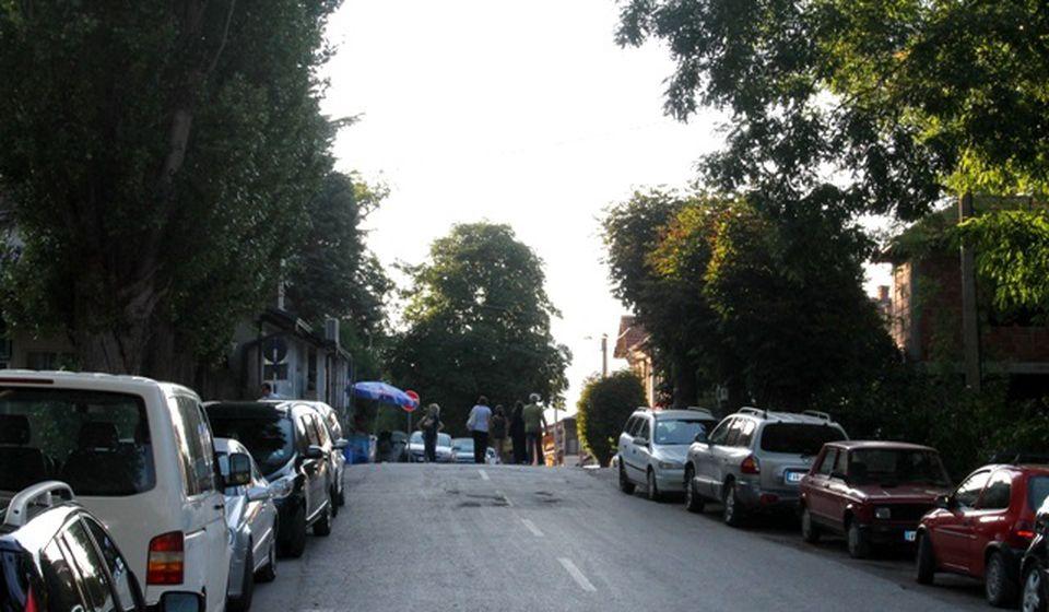 Centar Vranjske Banje. Foto VranjeNews