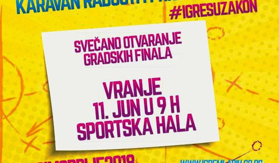 Foto FB Sportske igre mladih