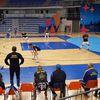 Detalj sa utakmice u Nišu. Foto KMF Vranje
