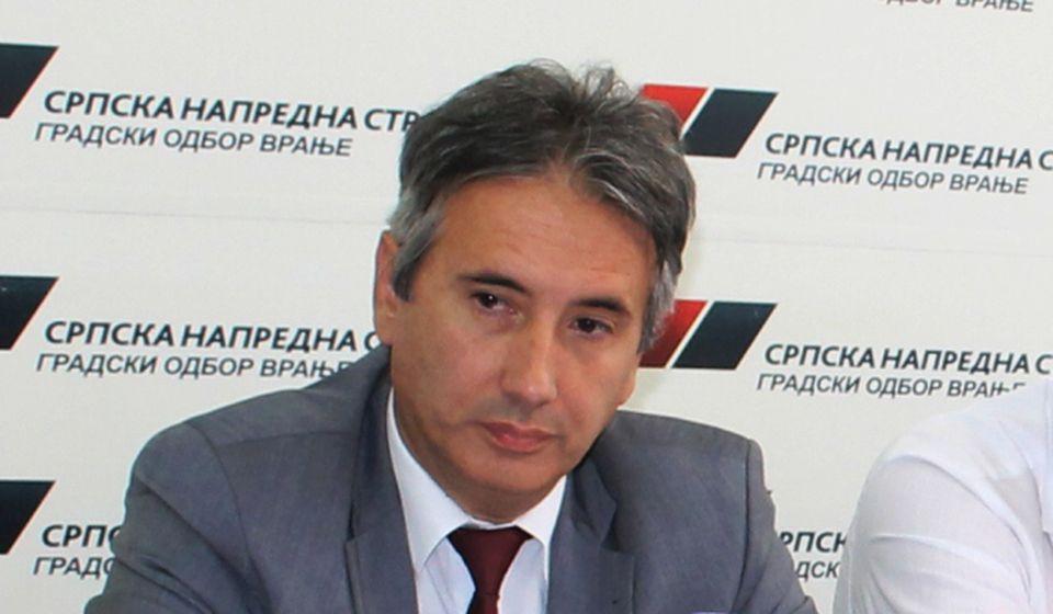 Uzvratićemo političkim sredstvima i još boljim rezultatima: Slobodan Milenković. Foto VranjeNews