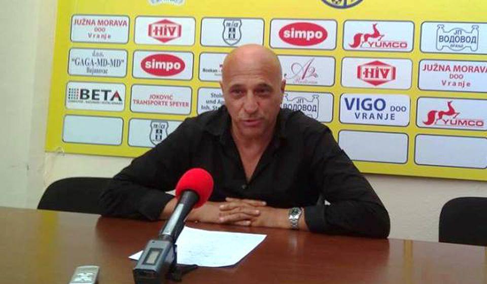 Čekajući Acu: Dragan Antić Recko. Foto VranjeNews