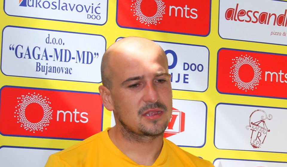 Aleksandar Stojković Piksi. Foto VranjeNews