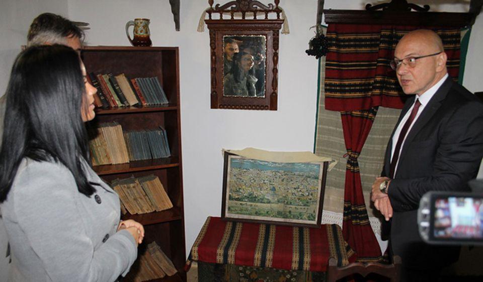 U Muzej kući Bore Stankovića. Foto VranjeNews