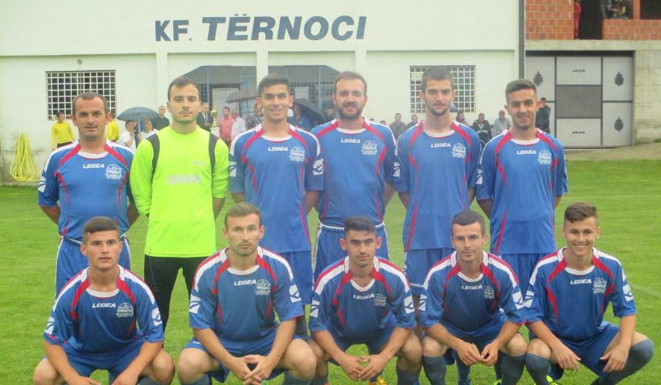 Napunili mrežu Loprdinčana. Foto FK Ternoci