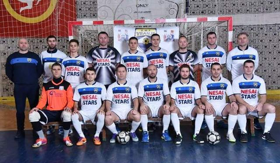 Šansa za plasman u Prvu ligu. Foto KMF Vranje (FB)