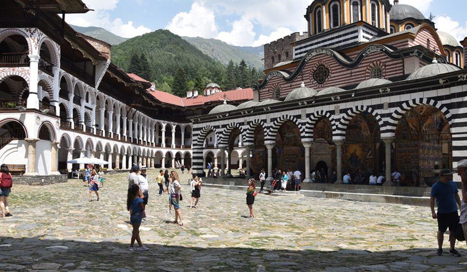 Rilski manastir. Foto BSC
