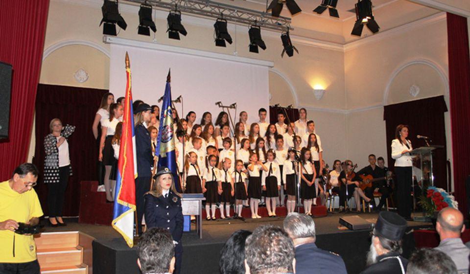 Održana svečana akademija povodom Dana policije. Foto VranjeNews
