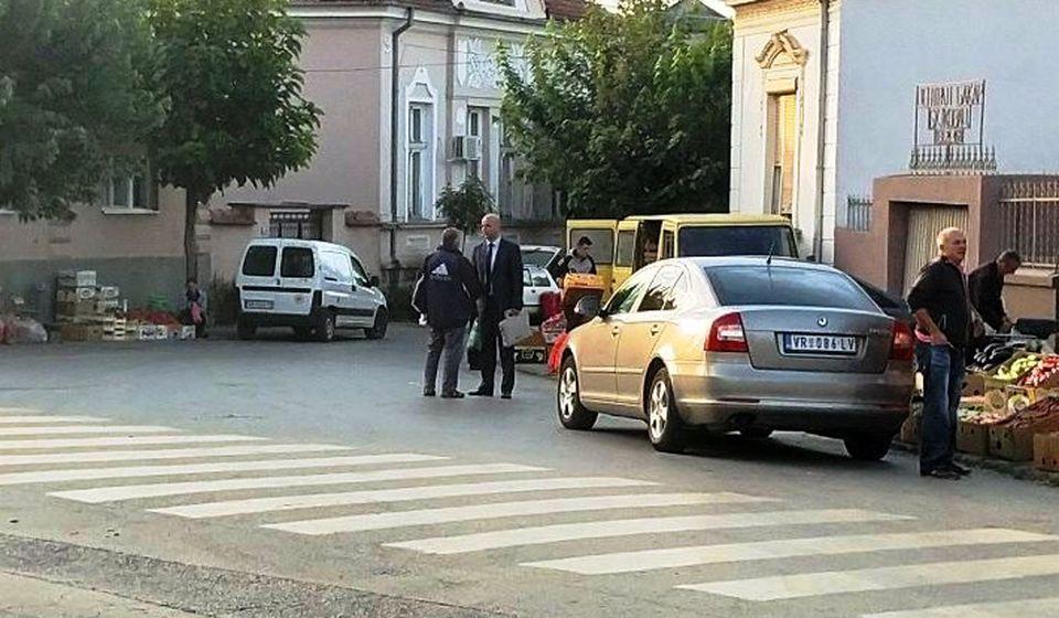 Predsednik Skupštine Dejan Tričković podržao akciju. Foto Grad Vranje