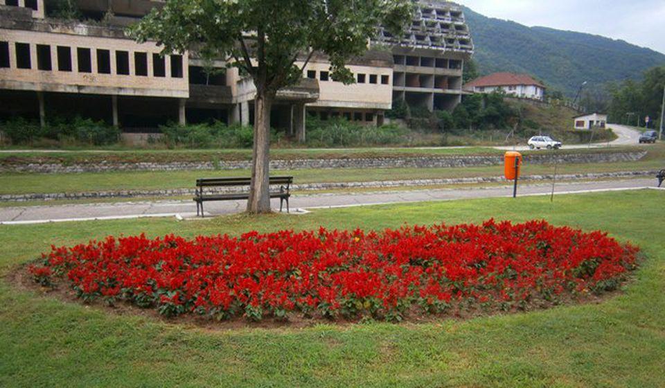 Biće šetališta, ali za sada bez dovoljno radnih mesta: Vranjska Banja. Foto VranjeNews