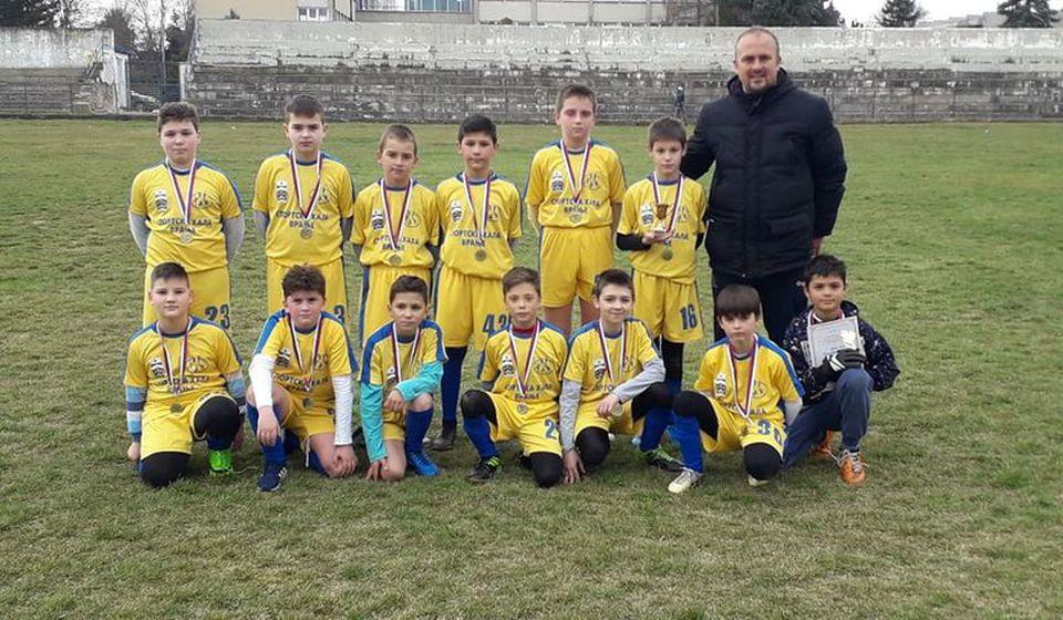 Ekipa ŠF Sportska hala Vranje. Foto ŠF Prestiž