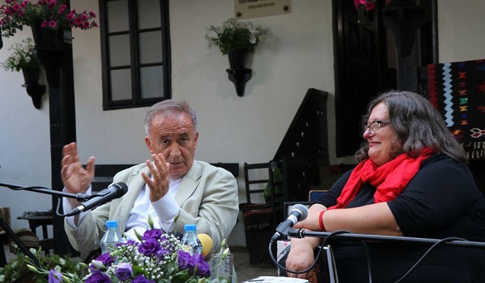 Božo Koprivica i Ružica Marjanović. Foto Vranje News