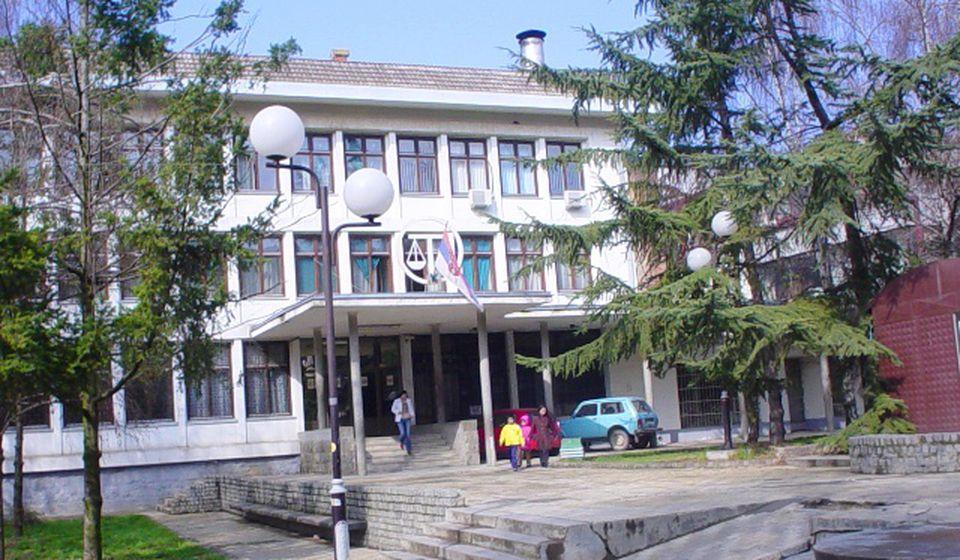 Osnovni sud u Bujanovcu. Foto VranjeNews