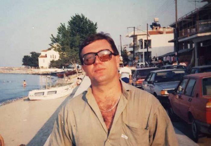 Zoran Stamenković Šmokljan (1955 - 2020). Foto porodična arhiva