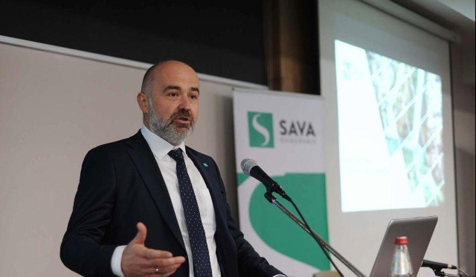 Bojan Mijailović. Foto Sava osiguranje