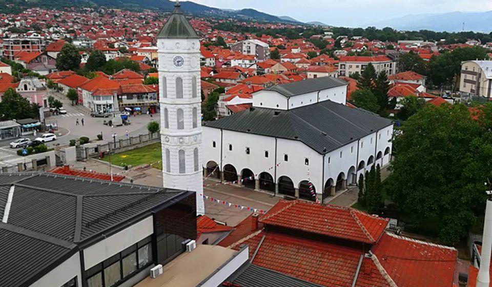 Sedište eparhije u Vranju. Foto VranjeNews