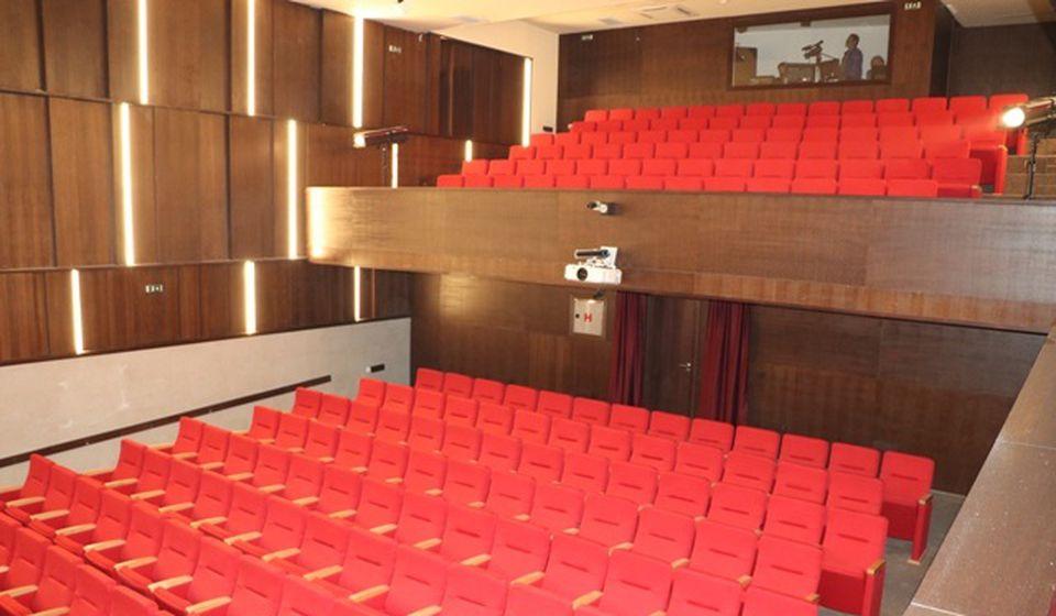 Pozorišna sala. Foto VranjeNews