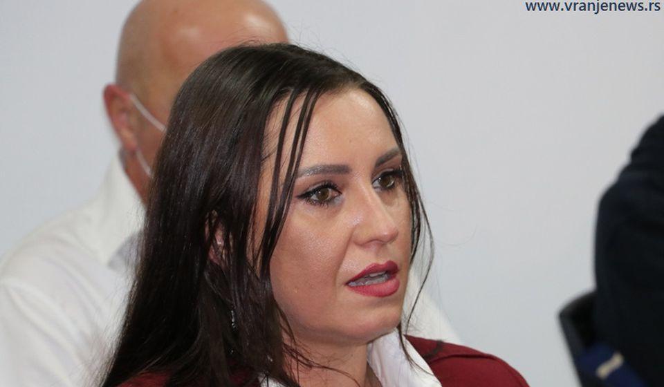 Maja Mitić. Foto Vranje News