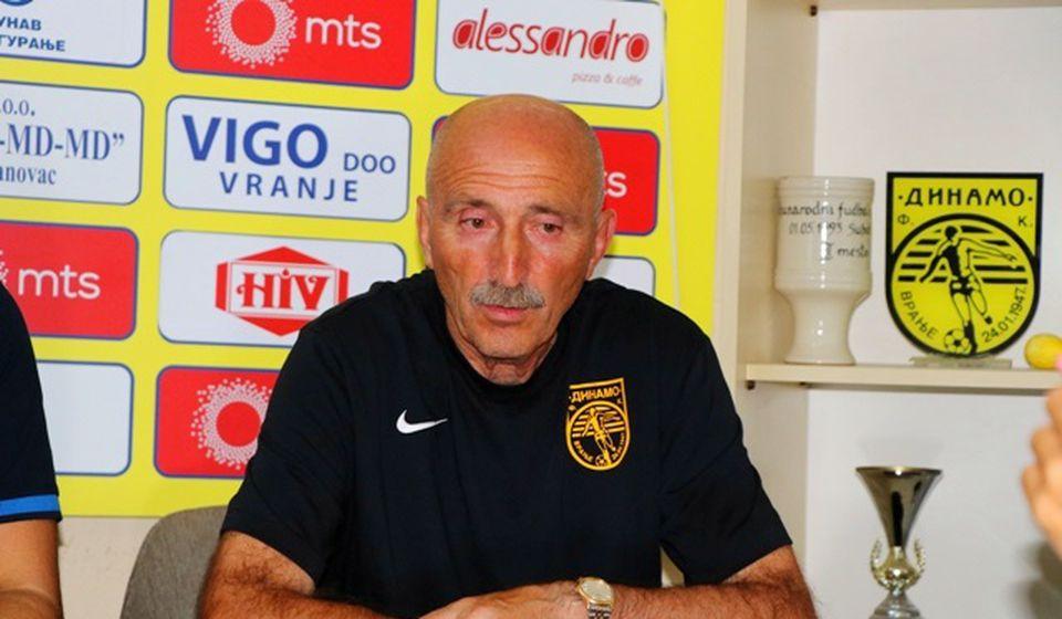 Ovakvog suđenja ima samo u Srbiji: Radmilo Jovanović. Foto VranjeNews