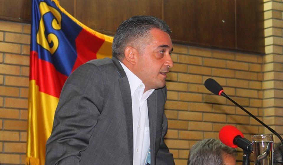 Predstavnici opozicije u poslednje tri godine nisu gostovali ni na jednoj lokalnoj televiziji: Igor Andonov. Foto VranjeNews