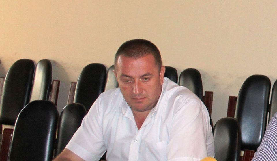 Od pomoćnika do većnika: Žikica Antanasijević. Foto VranjeNews