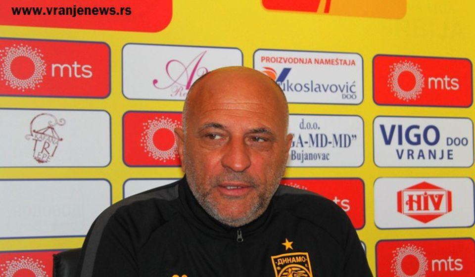 Sramota je kako nam sude: Dragan Antić Recko. Foto Vranje News