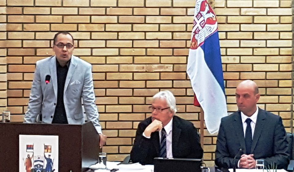Ivan Stanković. Foto Vranjenews