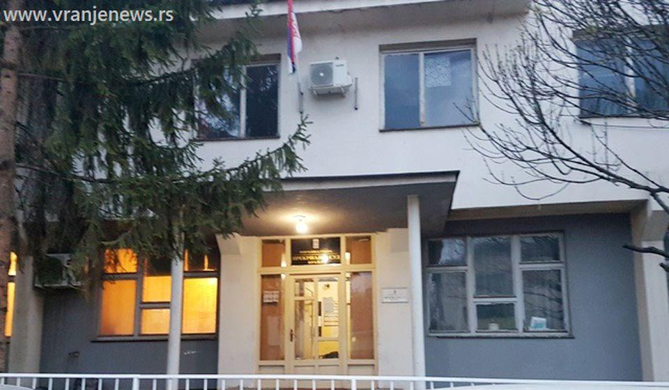 Prekršajni sud u Vranju. Foto Vranje News
