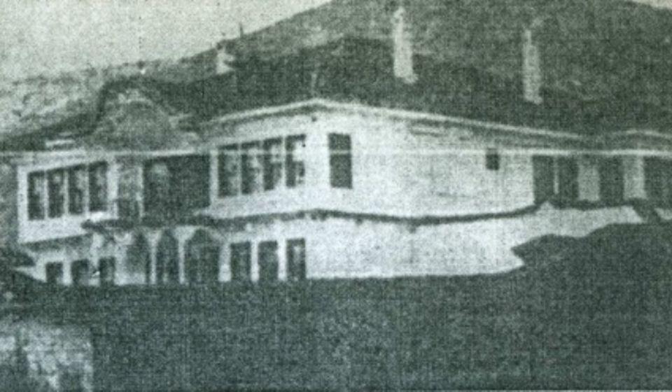 Sulejman-begov saraj u Vranju nalazio se u blizini Ćoške. Foto izvor: