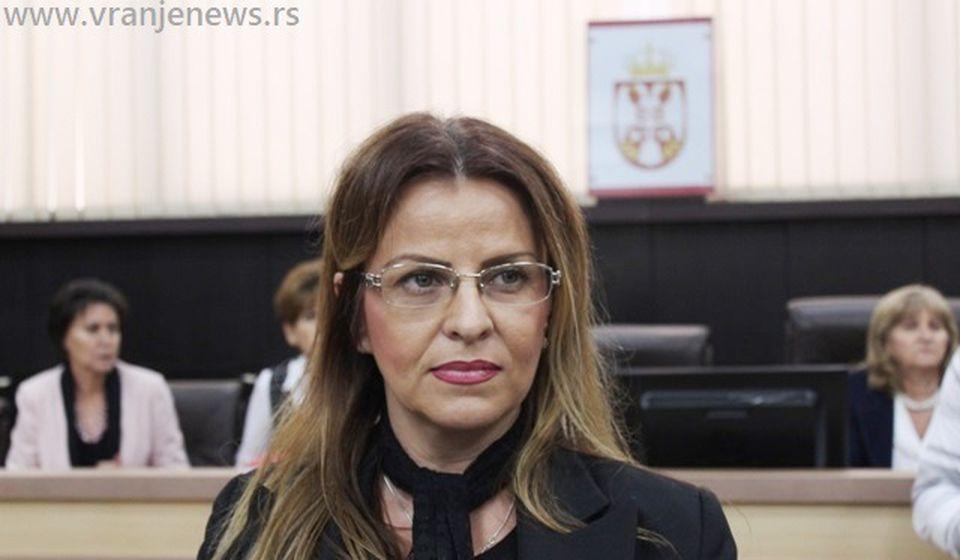 Bila jedini kandidat iz Vranja: Tatjana Mihajlović Jovanović. Foto Vranje News