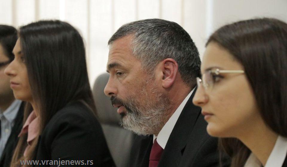 Saša Stamenković, direktor Narodnog muzeja u Vranju. Foto VranjeNews
