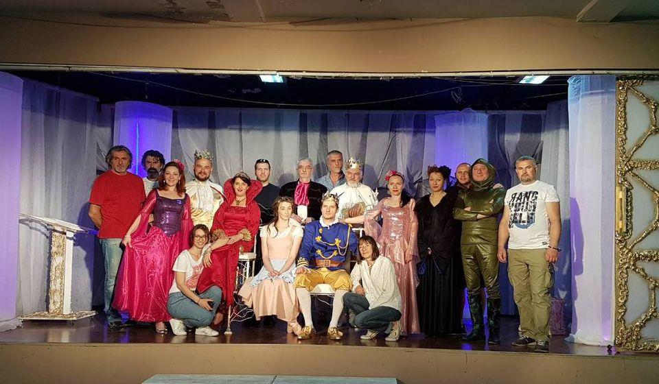 Predstava Uspavana lepotica na programu je 24. marta. Foto VranjeNews