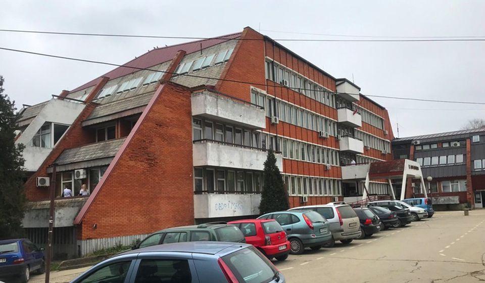 Dom zdravlja u Vranju. Foto Vranje News