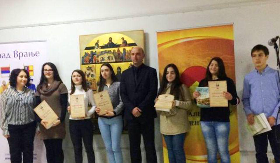 Konkurs je organizovan povodom Dana oslobođenja Vranja. Foto Grad Vranje