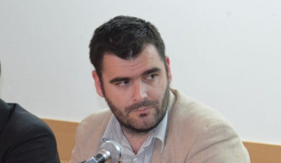 Ragmi Mustafa. Foto CHRIS
