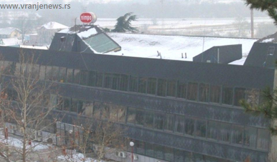 Sedište kompanije Simpo u Vranju. Foto Vranje News