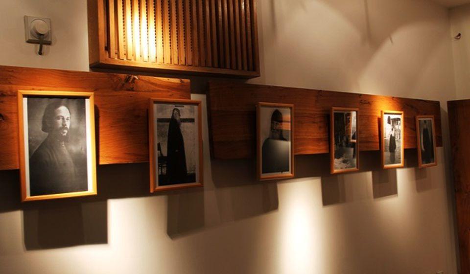 Detalj iz Svepravoslavnog centra Sveti Justin Ćelijski i Vranjski u Vranju. Foto Vranje News