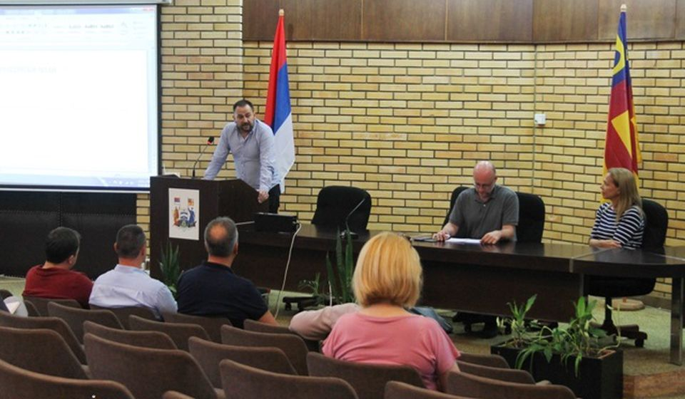 Sa javne rasprave o LAP-u. Foto VranjeNews