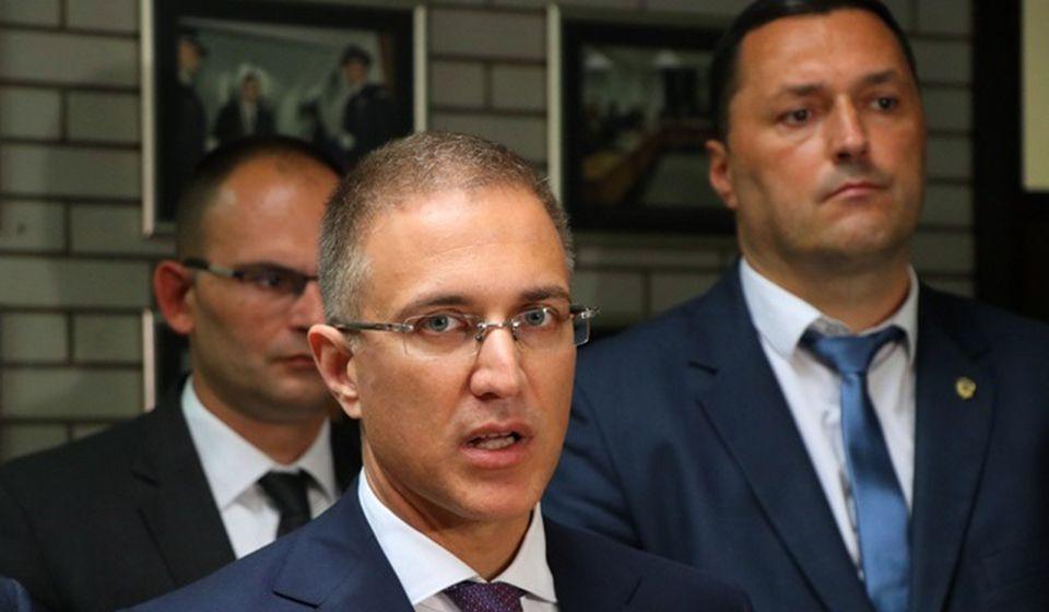 Nebojša Stefanović. Foto VranjeNews